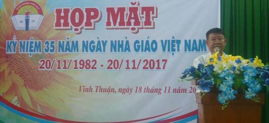 8. Thầy Nguyễn Văn Thân nguyên Tp GD&ĐT