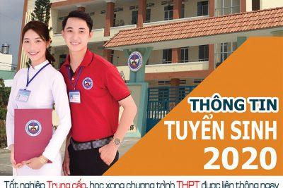Thông tin tuyển sinh trung cấp năm 2020 _ Trường Trung cấp Kỹ thuật-Nghiệp vụ Kiên Giang
