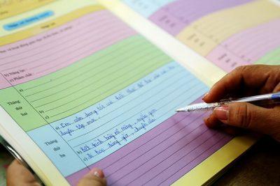 Chấn chỉnh tình trạng lạm dụng hồ sơ sổ sách trong nhà trường