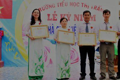 Kỷ niệm 34 năm ngày Nhà Giáo Việt Nam (20/11/1982 – 20/11/2016)