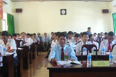 Hội Khuyến học huyện Đại hội nhiệm kỳ III (2015-2020)