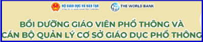 BDGVPT-CBQL cơ sở giáo dục phổ thông