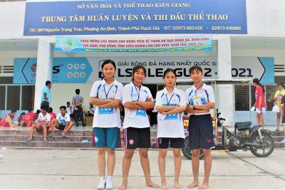 Phòng Giáo dục và Đào tạo Vĩnh Thuận dự HKPĐ tỉnh Kiên Giang lần thứ XVIII năm 2021