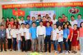Giao lưu thể dục thể thao chào mừng Đại hội Đảng các cấp tiến tớiđại hội Đảng bộ tỉnh Kiên Giang lần thứ XII (nhiệm kỳ 2020 – 2025)