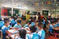 """Thư viện tỉnh Kiên Giang tổ chức hoạt động đọc sách """"ánh sáng tri thức"""" cho các trường trên địa bàn huyện Vĩnh Thuận"""