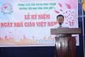 Lễ kỉ niệm 36 năm ngày nhà giáo Việt Nam (20/11/1982-20/11/2018)