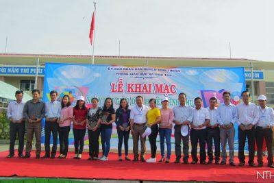 Ngày hội giáo dục huyện Vĩnh Thuận lần thứ 2 năm học 2018-2019