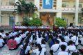 Phòng Giáo dục và Đào tạo huyện Vĩnh Thuận tổ chức thi chọn học sinh giỏi THCS năm học 2018-2019