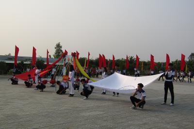 Hội khỏe Phù Đổng huyện Vĩnh Thuận lần thứ XVII năm học 2017-2018