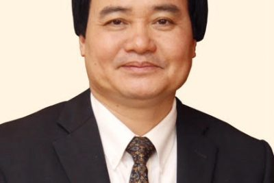 Tân Bộ trưởng Bộ Giáo dục & Đào tạo Phùng Xuân Nhạ