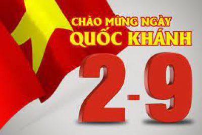 Chương trình đặc biệt kỷ niệm 76 năm, ngày Quốc khánh Nước Cộng hòa xã hội chủ nghĩa Việt Nam (02/9/1945-02/9/2021)