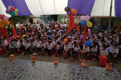 Huyện Vĩnh Thuận: Các trường tổ chức tổng kết năm học 2019-2020