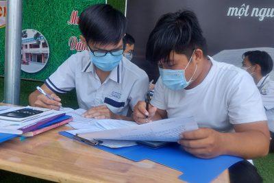 Trường THPT Vĩnh Thuận chuẩn bị mọi điều kiện cho kỳ thi tốt nghiệp THPT năm 2021