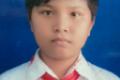Vũ Đình Khoa, học sinh lớp 8 trường THCS Vĩnh Thuận, huyện Vĩnh Thuận đạt nhiều thành tích cao trong năm học 2017-2018