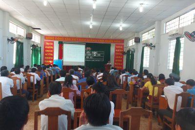 Khai giảng lớp tập huấn nghiệp vụ công đoàn năm 2020