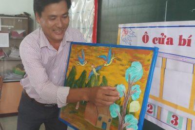 Trường tiểu học Vĩnh Bình Bắc 4 tổ chức nhiều hoạt động giáo dục trong học kỳ I năm học 2018-2019