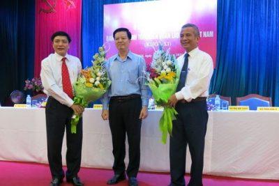 Đồng chí Bùi Văn Cường được bầu làm Chủ tịch Tổng Liên đoàn Lao động Việt Nam
