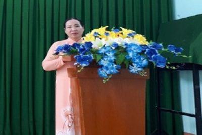 Khai mạc Hội thi giáo viên dạy giỏi bậc mầm non cấp huyện năm học 2017-2018