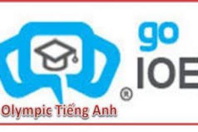 Huyện Vĩnh Thuận có học sinh đạt giải kỳ thi Olympic tiếng anh vòng thi cấp toàn quốc