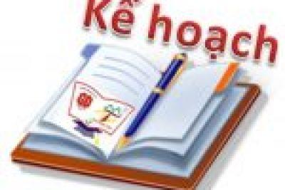 Kế hoạch hoạt động dạy và học năm 2017