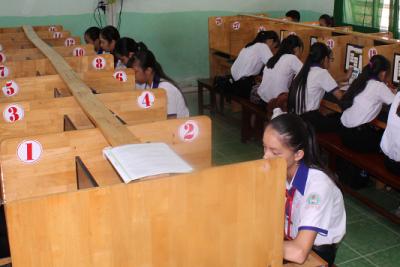 Kết quả thi Violympic cấp tỉnh năm học 2019-2020 của học sinh huyện Vĩnh Thuận